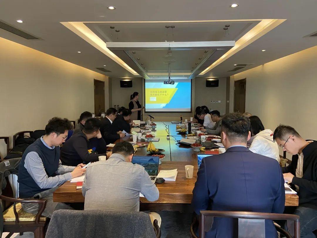 青岛市进出口企业商会跨境电商管理培训交流会圆满结束